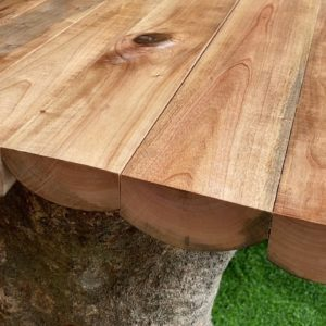 A Dead Tree And Its Ultimate Use // Great Renovation From Wood