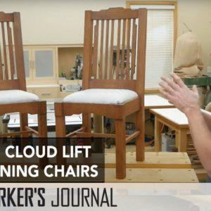 Building a Cloud Lift Detail Dining Chair