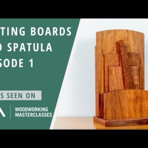 Cutting Boards and Spatula | Episode 1
