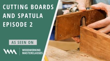 Cutting Boards and Spatula | Episode 2