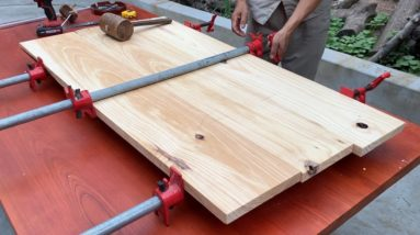Extremely Groundbreaking Woodworking Plan That Make A Difference - A Outdoor Wooden Table For Garden