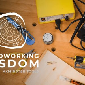 Woodworking Wisdom - Pyrography Overview