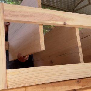 DIY Mini Wooden Shelf || Woodworking Guide